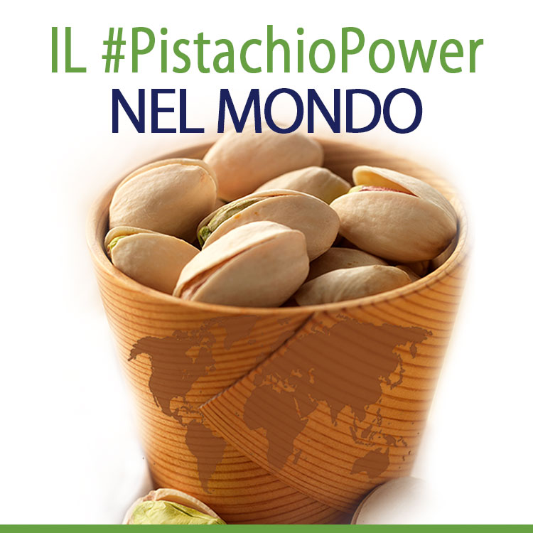 #PistachioPower - APG Around the World